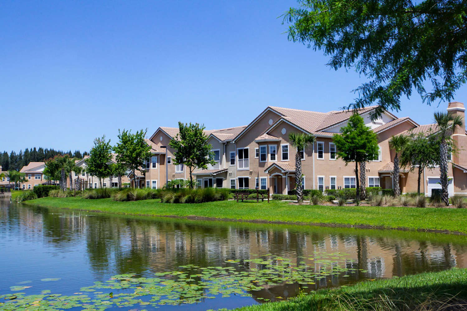 Rebussiness Online-CRC Purchases Apartment Community in Florida for $38M -