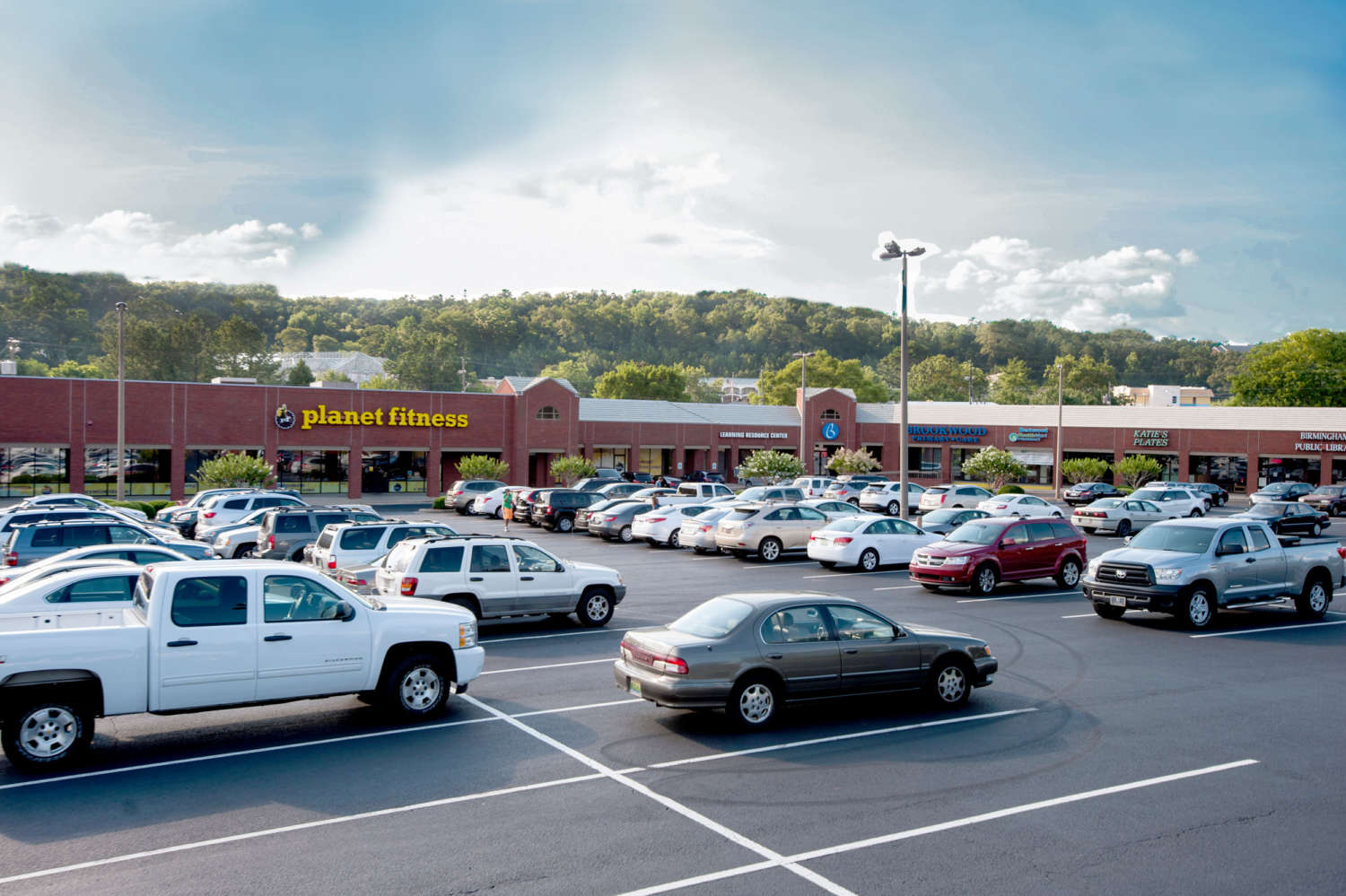 Birmingham News – Baltimore Company Buys Planet Fitness Anchored Shopping Center for $8.4 Million -