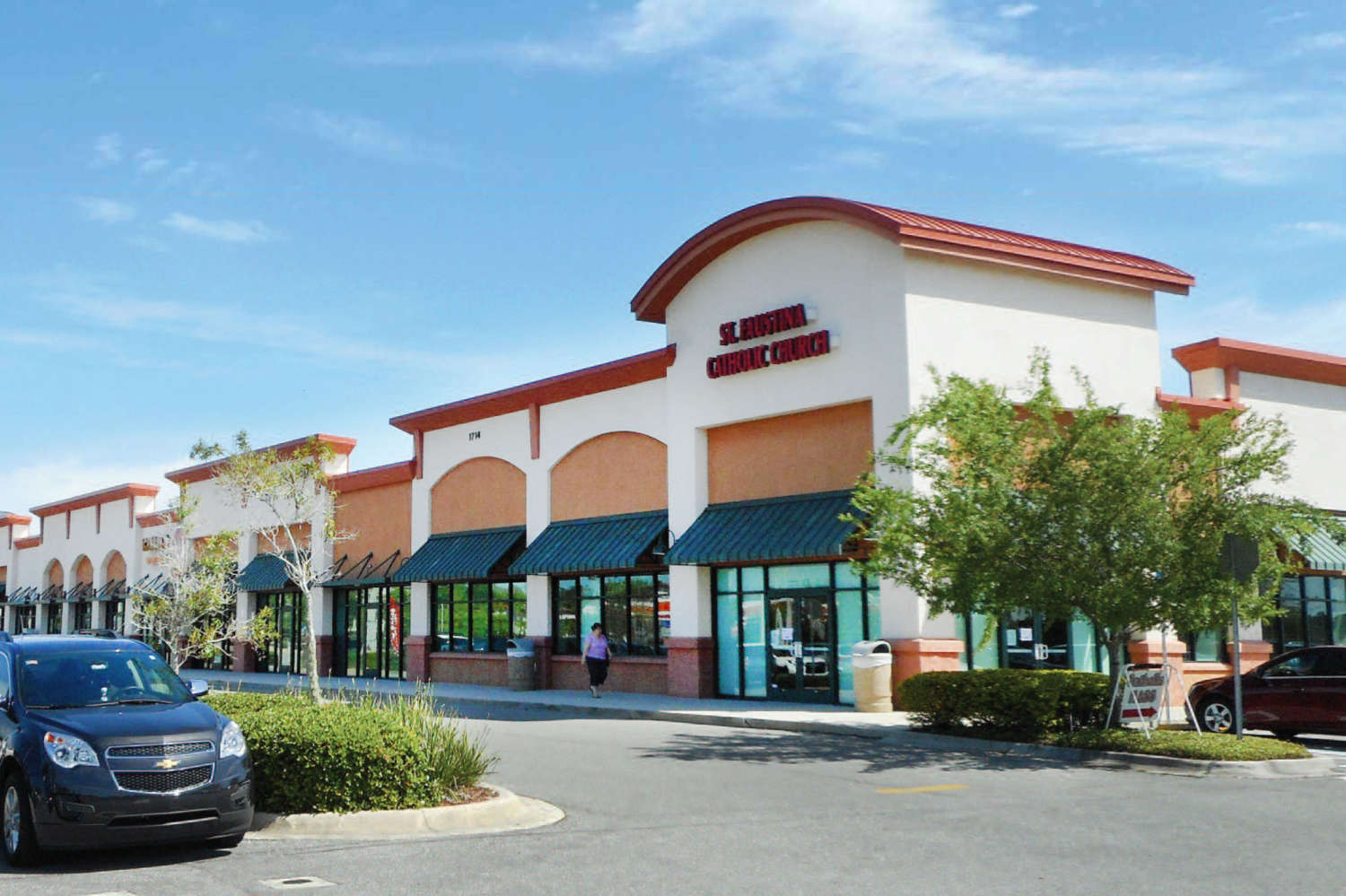 CRC Acquires 64,000 SF Shopping Center Near Orlando, FL for $6.6M -