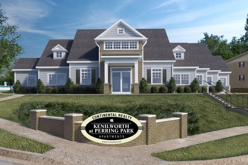 Property Enhancement Program at Kenilworth at Perring Park Apartments