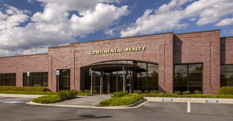 About Us   Our Values   Continental Realty Corporation