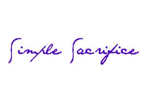 Simple-Sacrifice-Logo