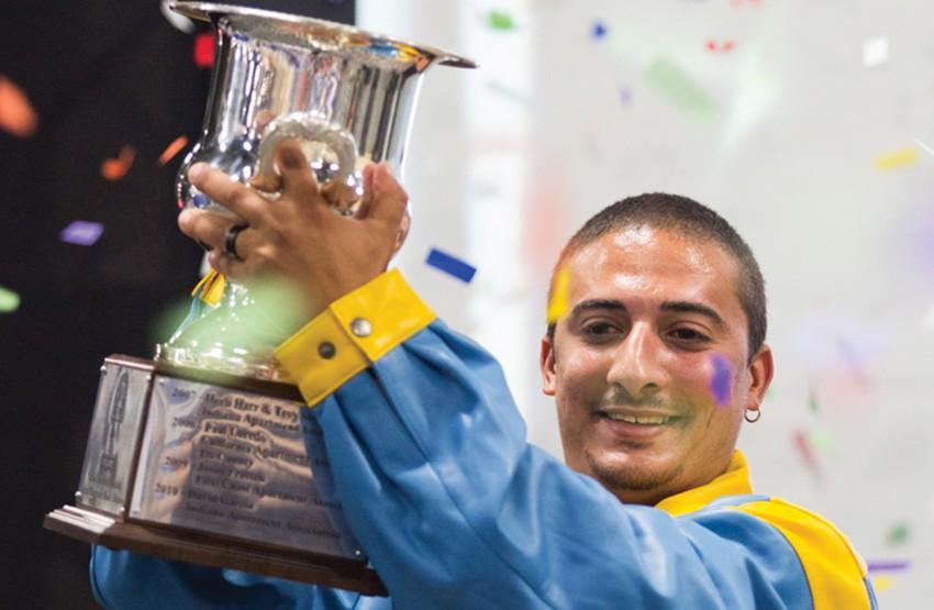 Tony Infussi, CRC Maintenance Technician Wins 2015 Maintenance Mania National Championship