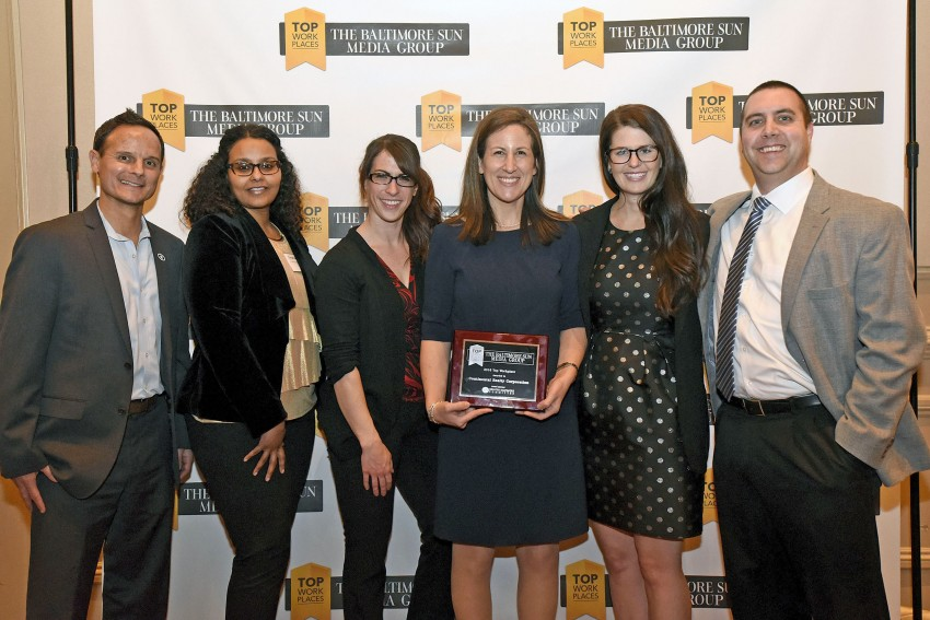 CRC Wins 2016 Top Workplaces Award