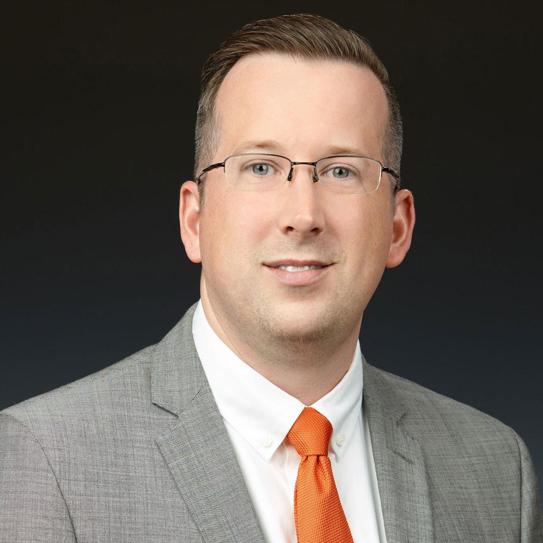 Scott M. Hamlin - Director of Operations, Multifamily