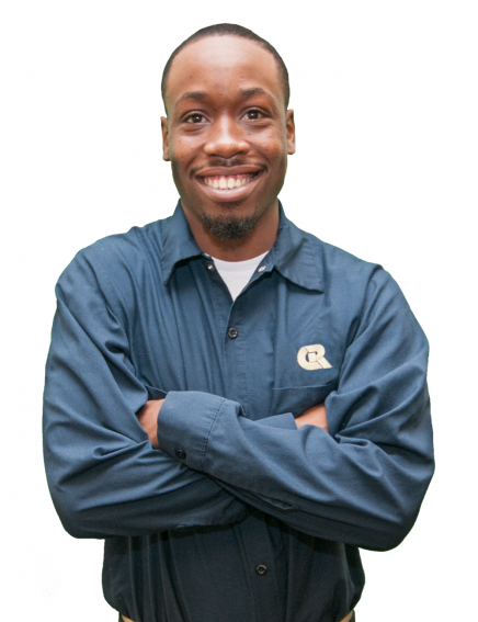 James McKnight, Assistant Service Manager
