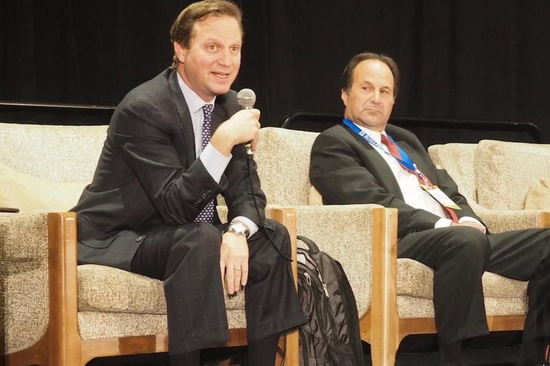 JM Schapiro CEO panelist BisNow event
