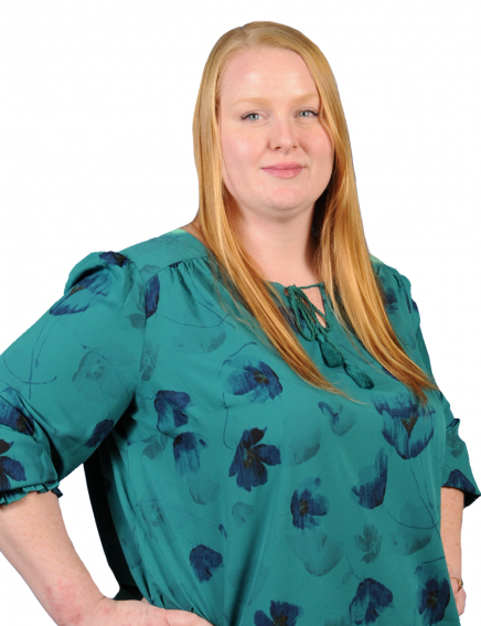 Rachael Britton, Portfolio Operations Specialist