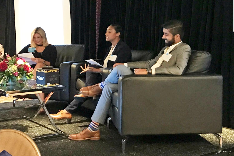 Heather Palmer Yardi Marketing Forum Panel
