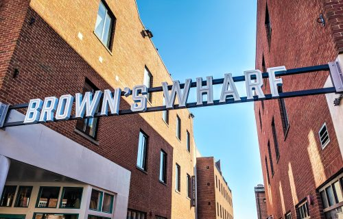 Brown's Wharf, Fells Point