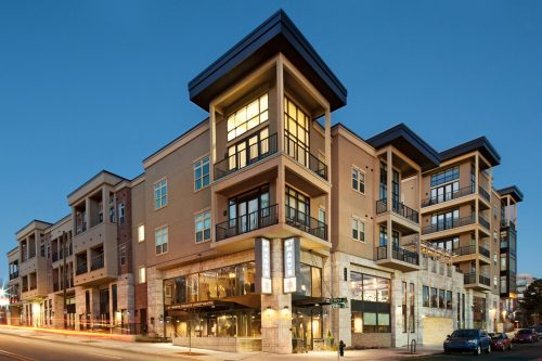 St. Mary's Square Apartments - Raleigh, NC