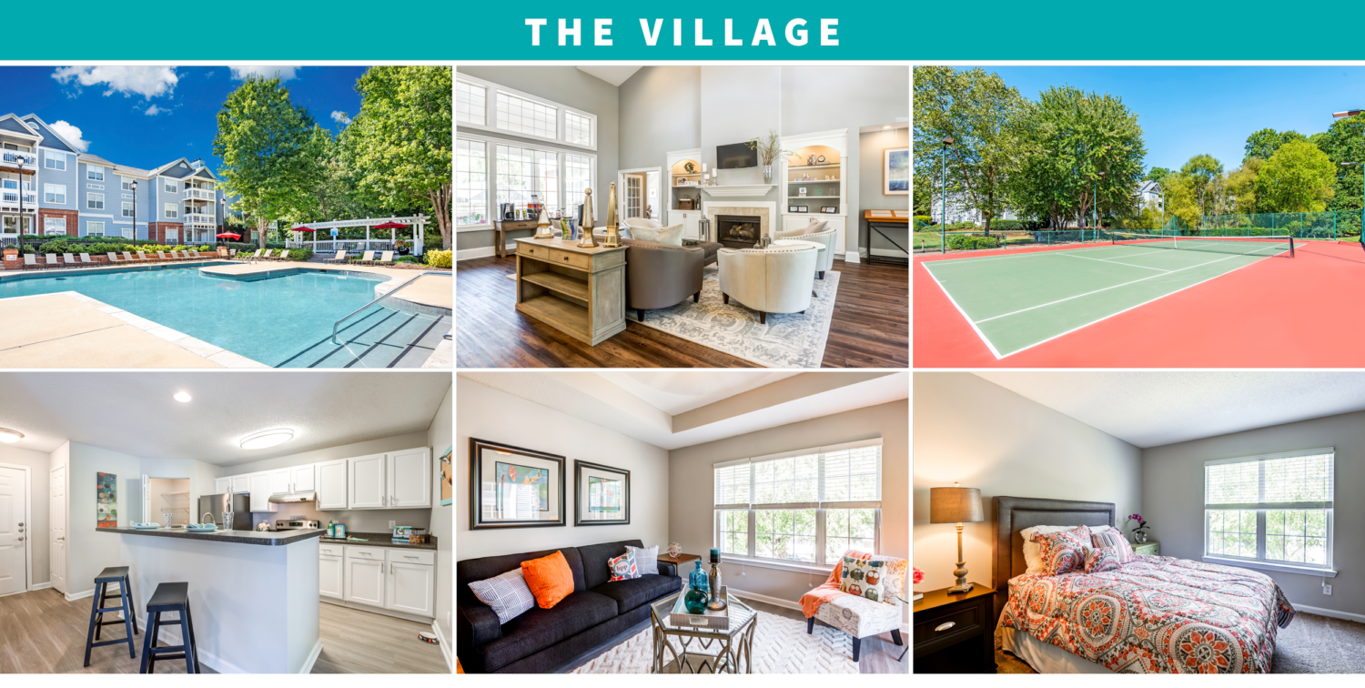 The Village Apartments Raleigh, NC