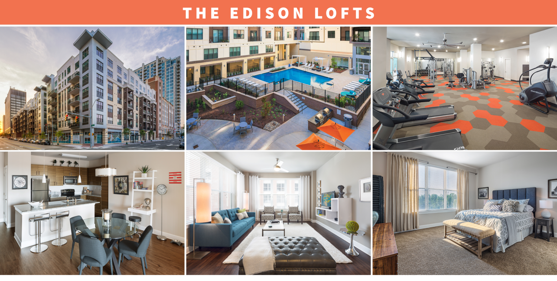 The Edison Lofts Apartments Raleigh, North Carolina
