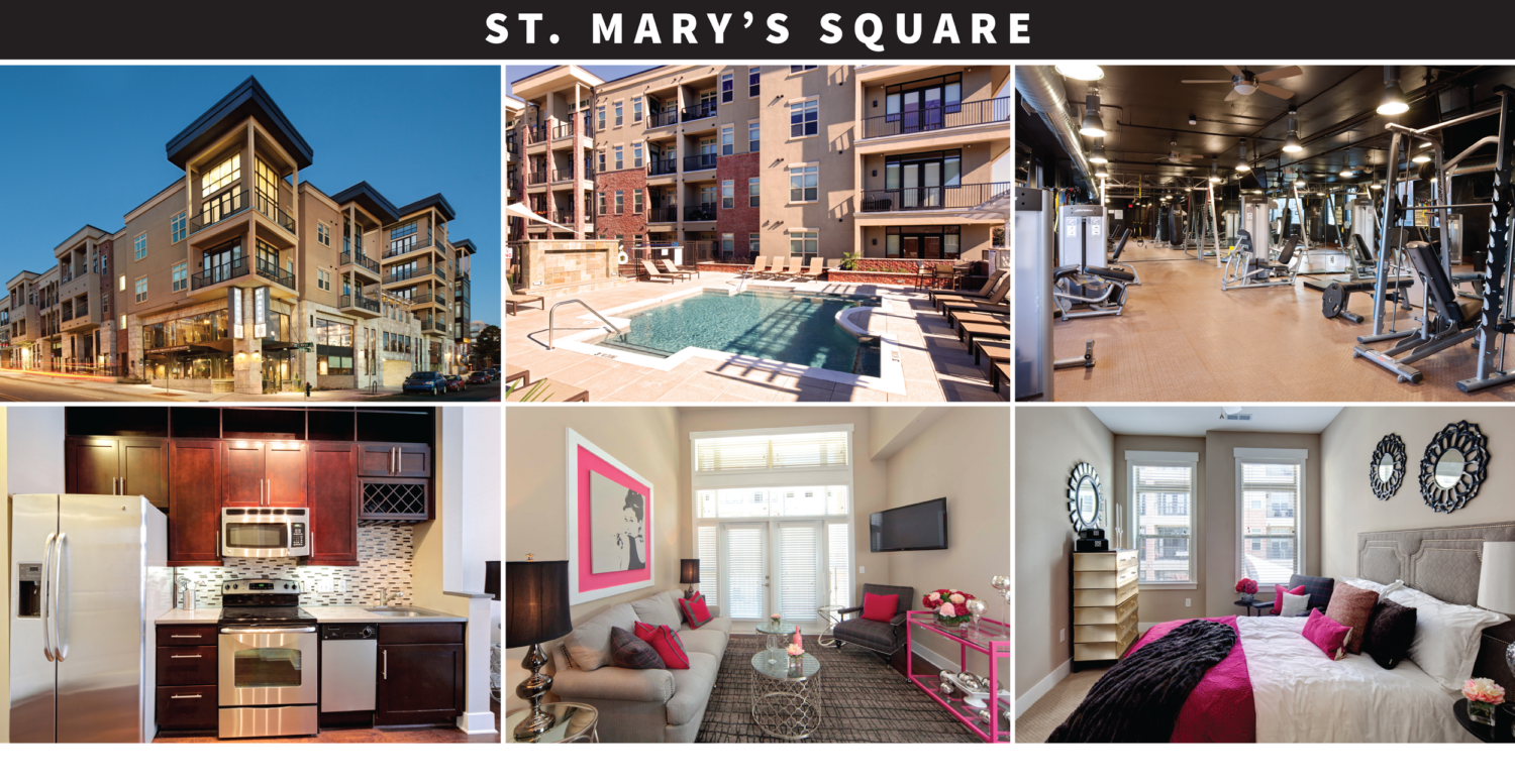 St. Mary's Square Apartments Raleigh, NC